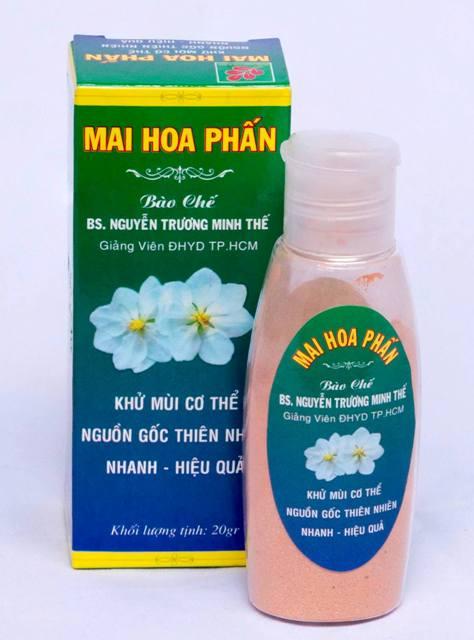 MAI HOA PHẤN